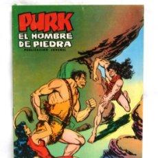 Tebeos: PURK EL HOMBRE DE PIEDRA Nº 10 EL GRAN DAMULA EDICIONES EDIVAL 1974. Lote 4978564