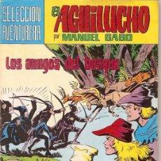 Tebeos: EL AGUILUCHO Nº 15. VALENCIANA COLOR.. Lote 4983062