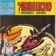 Tebeos: EL AGUILUCHO Nº 7. VALENCIANA COLOR.. Lote 4983152