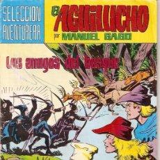 Tebeos: EL AGUILUCHO Nº 15. VALENCIANA COLOR.. Lote 4983611