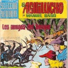 Tebeos: EL AGUILUCHO Nº 15. VALENCIANA COLOR.. Lote 4983618