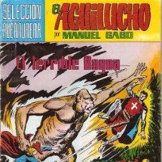 Tebeos: EL AGUILUCHO Nº 34. VALENCIANA COLOR.. Lote 4983858