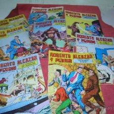 Tebeos: ROBERTO ALCAZAR Y PEDRIN LOTE. Lote 5348533