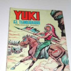 Tebeos: YUKI EL TEMERARIO N.8 (EDIVAL. VALENCIA). Lote 5364672