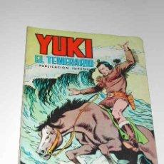 Tebeos: YUKI EL TEMERARIO N.18 (EDIVAL, VALENCIA). Lote 5364678