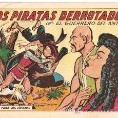 Tebeos: EL GUERRERO DEL ANTIFAZ Nº 343. ORIGINAL . EDITORIAL VALENCIANA.. Lote 5419932