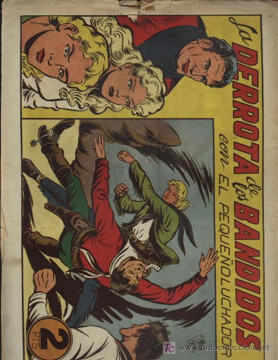 EL PEQUENO LUCHADOR 1ª EDICION Nº 70 (Tebeos y Comics - Valenciana - Pequeño Luchador)