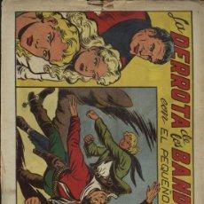 Tebeos: EL PEQUENO LUCHADOR 1ª EDICION Nº 70. Lote 14281165