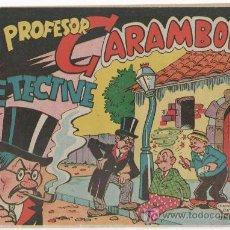 Tebeos: EL PROFESOR CARAMBOLA N 1 SIN ABRIR NI CIRCULAR, EXCELENTE MUESTRA. Lote 22752806