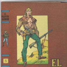 Tebeos: EL PEQUEÑO LUCHADOR TAPAS PARA ENCUADERNAR Nº 2 , 3 Y 5 NUEVAS. Lote 9879886
