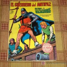 Tebeos: EL GUERRERO DEL ANTIFAZ EXTRA VACACIONES 1973 PÓSTER DE OSMIN KIR. EDIVAL. REGALO ALMANAQUE 1974.. Lote 14026536