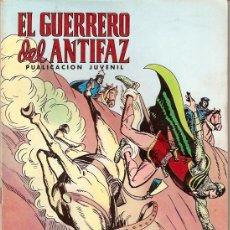 Tebeos: EL GUERRERO DEL ANTIFAZ Nº 196. VALENCIANA COLOR. Lote 6431522