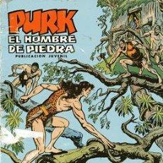 Tebeos: COMIC PURK EL HOMBRE DE PIEDRA, Nº 12: EN EL POBLADO DE LOS NAMAS. Lote 6467510