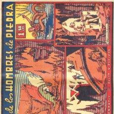 Tebeos: (COM-1144)COMIC AVENTURAS DE JULIO Y RICARDO-LA CIUDAD DE LOS HOMBRES DE PIEDRA. Lote 6481236