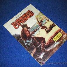 Tebeos: ROBINSON CRUSOE - DANIEL DEFOE. CLASICOS ILUSTRADOS -EDIVAL 1984. Lote 9853934