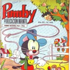Livros de Banda Desenhada: PUMBY Nº 626. Lote 6694870