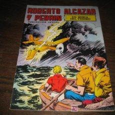 Tebeos: ROBERTO ALCAZAR Y PEDRIN ...EN BUSCA DEL TESORO.....EDIVAL 1978.......2ª EPOCA Nº 124. Lote 6740305