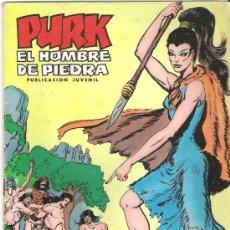 Tebeos: PURK - EL HOMBRE DE PIEDRA*** MANIA LA FEROZ***1974. Lote 6786498