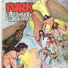 Tebeos: PURK - EL HOMBRE DE PIEDRA *** GUERRA EN EL AIRE ****1974. Lote 6787690