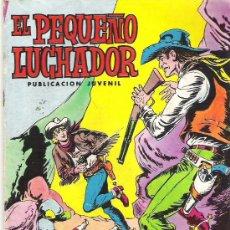 Tebeos: EL PEQUEÑO LUCHADOR - EL CAÑON DE LA MUERTE **NUM 41*** SELECCION AVENTURERA****1977. Lote 6858060