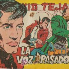 Tebeos: KID TEJANO ( VALENCIANA ) ORIGINALES 1961-1962. Lote 26774695