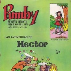 Tebeos: PUMBY REVISTA INFANTIL Nº 1185. Lote 20691026