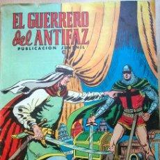 Tebeos: EL GUERRERO DEL ANTIFAZ Nº 144. Lote 25488905
