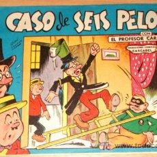 Tebeos: EL PROFESOR CARAMBOLA VALENCIANA Nº13- 1961 - MUY NUEVO. . Lote 27602794