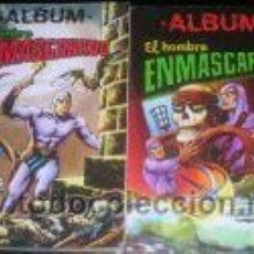 Tebeos: EL HOMBRE ENMASCARADO. TOMO 2 Y 4. ED. VALENCIANA.C1961. Lote 7365023