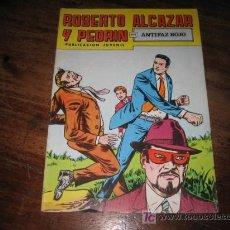 Tebeos: ROBERTO ALCAZAR Y PEDRIN EN ANTIFAZ ROJO Nº 61. Lote 7695231