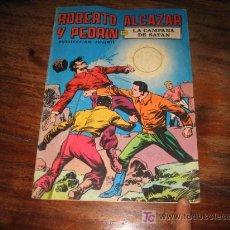 Tebeos: ROBERTO ALCAZAR Y PEDRIN EN LA CAMPANA DE SATAN Nº 36. Lote 7695284