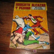 Tebeos: ROBERTO ALCAZAR Y PEDRIN EN UNA NOCHE EN EL CASTILLO Nº 248. Lote 7695304