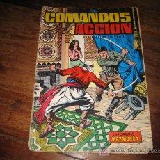 Tebeos: COMANDOS EN ACCION LA HORRIBLE MAZMORRA . Lote 7695674