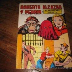 Tebeos: ROBERTO ALCAZAR Y PEDRIN EN EL MISTERIOSO SEÑOR 'M' Nº122. Lote 7697419
