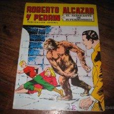 Tebeos: ROBERTO ALCAZAR Y PEDRIN EN EL FABRICANTE DE SUPERHOMBRES Nº1 23. Lote 7697659
