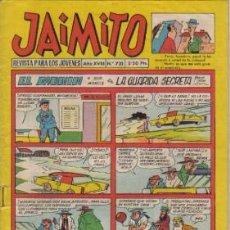 Tebeos: JAIMITO Nº 731. Lote 22873514