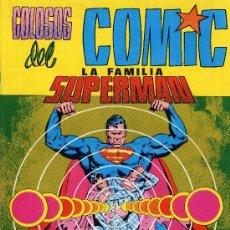Tebeos: LA FAMILIA SUPERMAN Nº1. EDITORIAL VALENCIANA, 1979 . Lote 7863561
