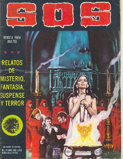 SOS 2ª EPOCA Nº 3 (Tebeos y Comics - Valenciana - S.O.S)