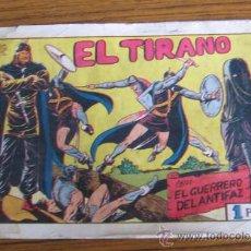 Tebeos: EL GUERRERO DEL ANTIFAZ .. EL TIRANO Nº 56. Lote 22052974