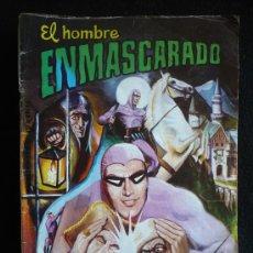 Tebeos: EL HOMBRE ENMASCAARADO. COLOSOS DEL COMIC. Nº 5. Lote 8362703