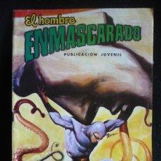 Tebeos: EL HOMBRE ENMASCAARADO. COLOSOS DEL COMIC. Nº 27. Lote 8362720