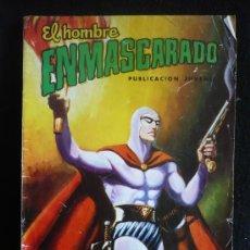 Tebeos: EL HOMBRE ENMASCAARADO. COLOSOS DEL COMIC. Nº 21. Lote 8362772