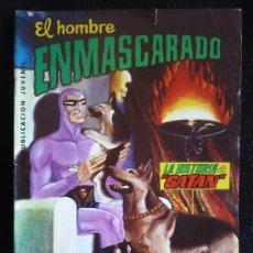 Tebeos: EL HOMBRE ENMASCAARADO. COLOSOS DEL COMIC. Nº 18. Lote 8362775