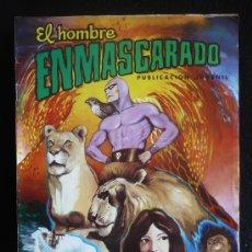 Tebeos: EL HOMBRE ENMASCAARADO. COLOSOS DEL COMIC. Nº 3. Lote 8362780