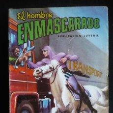 Tebeos: EL HOMBRE ENMASCAARADO. COLOSOS DEL COMIC. Nº 11. Lote 8362792