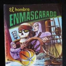 Tebeos: EL HOMBRE ENMASCAARADO. COLOSOS DEL COMIC. Nº 6. Lote 8362804