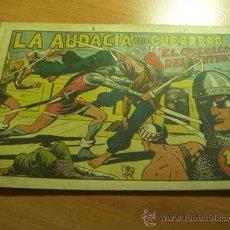 Tebeos: EL GUERRERO DEL ANTIFAZ. ( ORIGINAL) Nº 80. . Lote 10807671