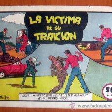 Tebeos: ALBERTO ESPAÑA (DE 0,50) Nº 5 - EDITORIAL VALENCIANA 1944. Lote 8671886