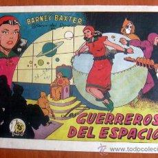 Tebeos: BARNEY BAXTER 1ª, Nº 2 - EDITORIAL VALENCIANA 1950. Lote 8672154