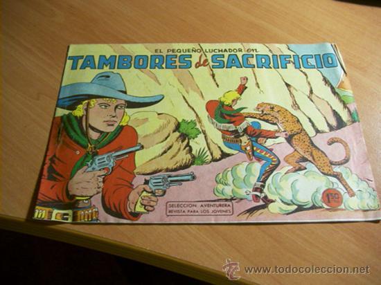 EL PEQUEÑO LUCHADOR (ORIGINAL) Nº 42 (Tebeos y Comics - Valenciana - Pequeño Luchador)